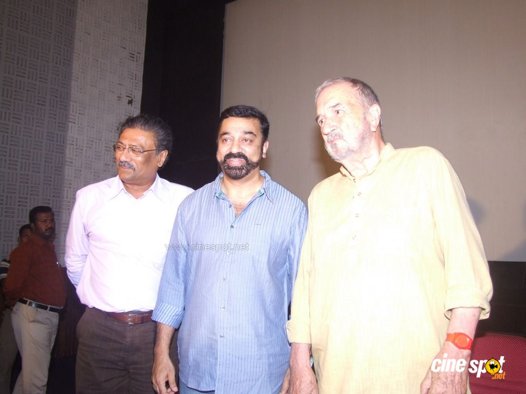 Kamal Hassan short film press meet Photos (2)