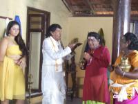 Namitha inJaganmogini on location Photos (1)