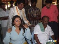 Namitha inJaganmogini on location Photos (2)