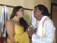 Namitha inJaganmogini on location Photos (7)
