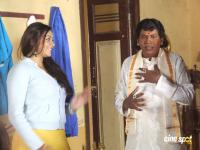 Namitha inJaganmogini on location Photos