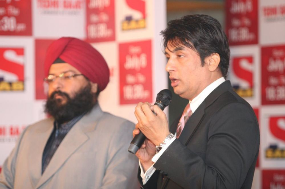 Shekhar Suman at the launch of Tedhi Baat Photos (10)